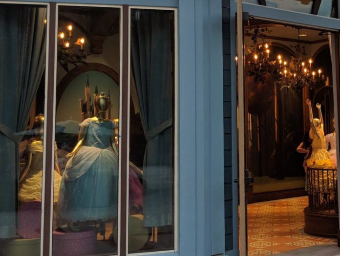 Discounted price for Bibbidi Bobbidi Boutique Disney Princess Transformation in Hong Kong