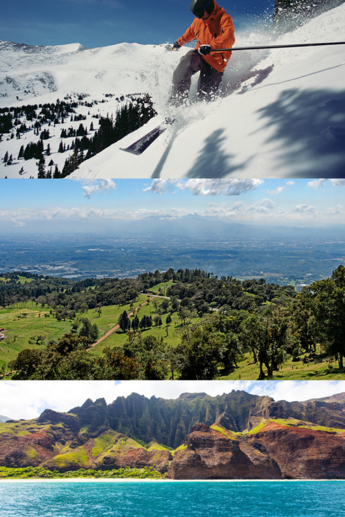 How to win a free trip to Breckenridge, Colorado or San Jose, Costa Rica or Kauai, Hawaii