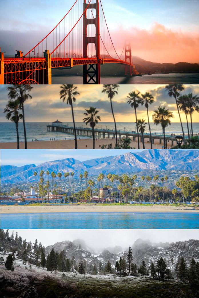 Up to 60% off California hotels in Los Angeles, Santa Barbara, Los Angeles, South Lake Tahoe, etc.