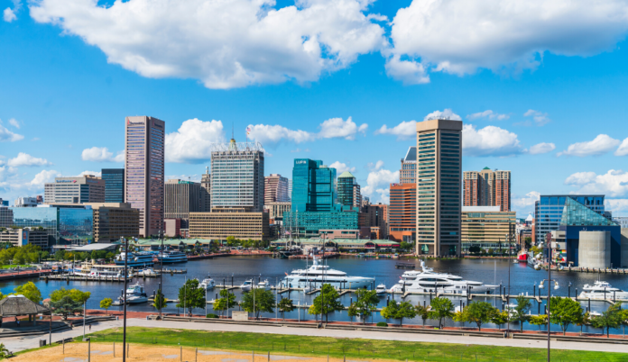 Vacation packages starting from $139/person includes flight from Charlotte to Baltimore & hotel