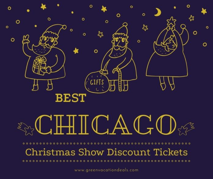 Discounted Christmas Show Tickets in Chicago, Illinois