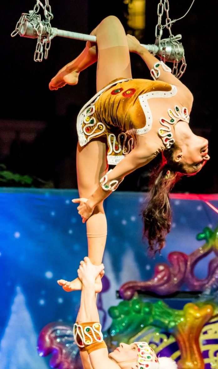 Discount tickets to Magic Cirque Christmas In Rosemont, Illinois