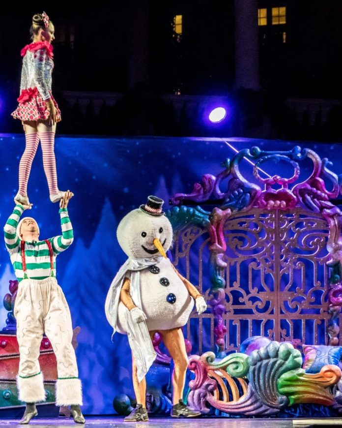 Coupons for Cirque Dreams Holidaze In Hollywood, California