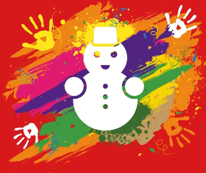 Coupon for Colorful Christmas at Crayola Experience in Orlando, Florida