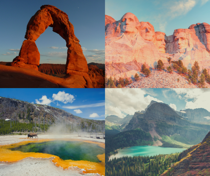 The best tours of Las Vegas, national parks & California theme parks out of Denver, Colorado