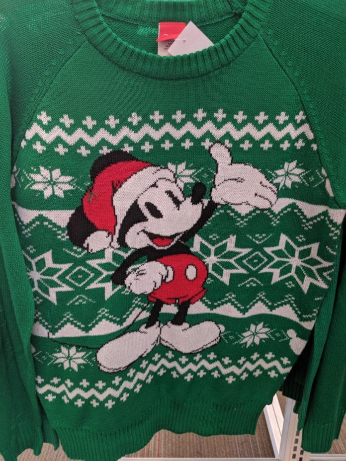 Best Disney Christmas sweaters themed to Star Wars, Mickey Mouse, Marvel, Toy Story, etc.