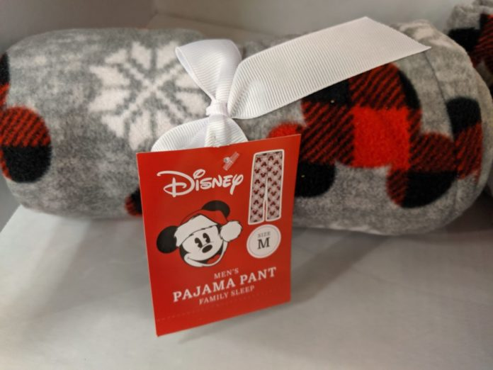 Best Disney family Christmas pajamas