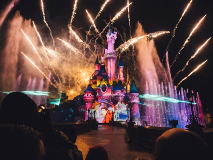 Ring the New Year's Eve at a party at Disney Party with this travel package deal