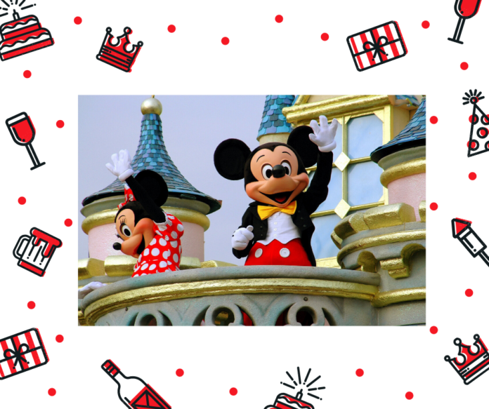 Promo code for Hong Kong Disneyland New Year's Eve Countdown Party Ticket