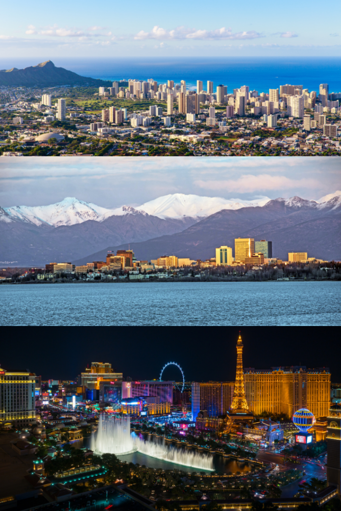 How to get free airfare, hotel & adventure experience in your choice of Las Vegas, Anchorage or Honolulu