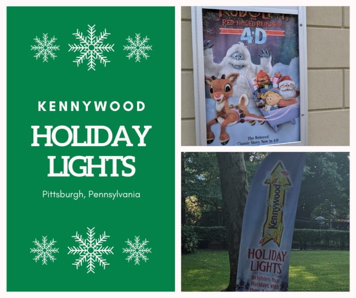 Find out how to get coupons for Holiday Lights at Kennywood theme park in Pittsburgh