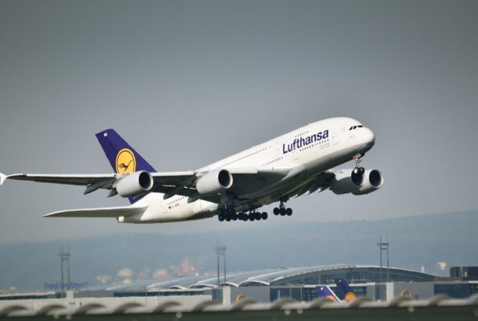 Coupon code for 30€ off a Lufthansa Airlines flight