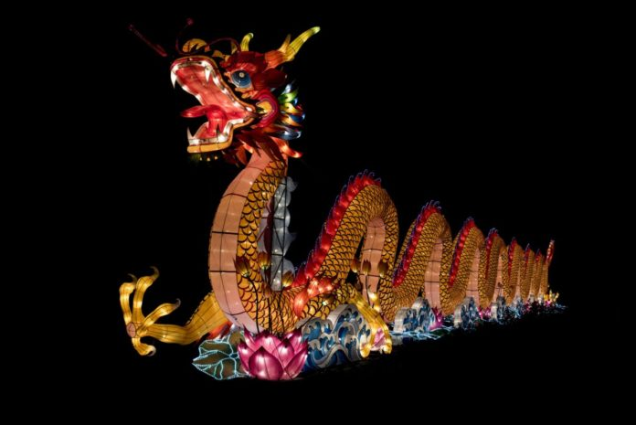 Discount tickets to Magical Winter Lights a Chinese lantern festival in Houston Texas