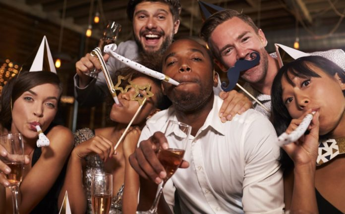 Discount ticket for New Years Eve Bar Crawl in Denver, Colorado