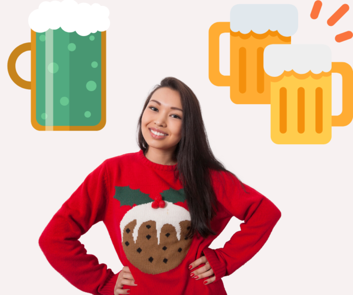 Coupon code for Ugly Sweater Pub Crawl in San Francisco, California