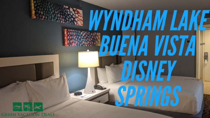 Save money & stay at Walt Disney World Resort property by staying at Wyndham Lake Buena Vista Disney Springs. See our virtual tour