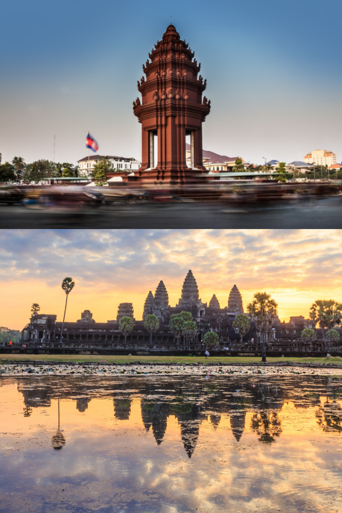 Up to 75% off Cambodia hotels in Phnom Penh & Siem Reap
