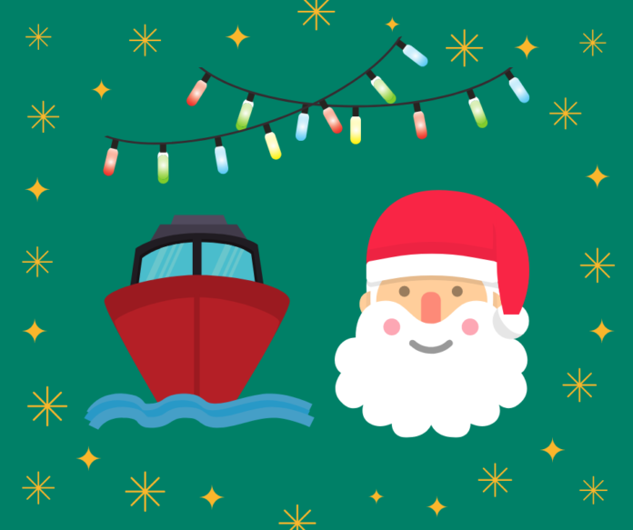 Discount code for Christmas cruise on the Provo River in the Salt Lake City, Utah area