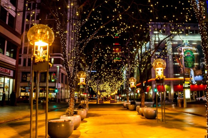 Best things to do in Denver, Colorado during the Christmas holiday season