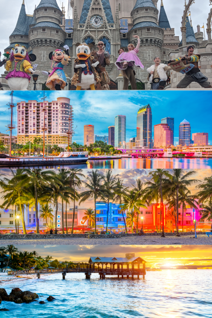 Up to 37% off hotels in Orlando, Tampa, Keys, Miami, Fort Lauderdale, Naples, etc.