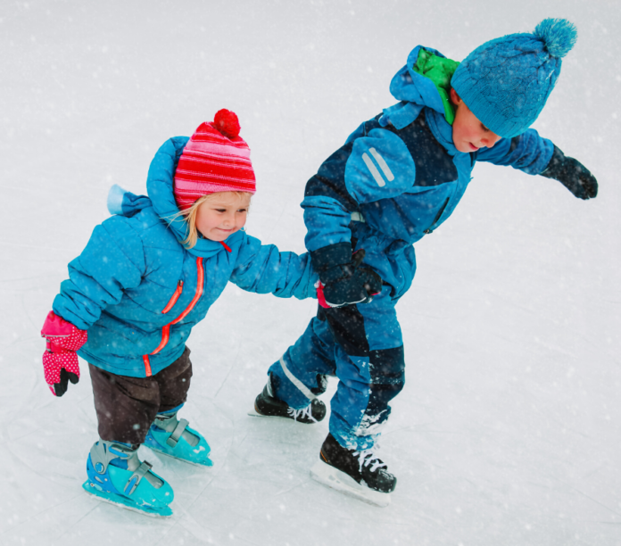 Enjoy winter festival with ice skating & real snow in McAllen Texas at a discount with this promo code