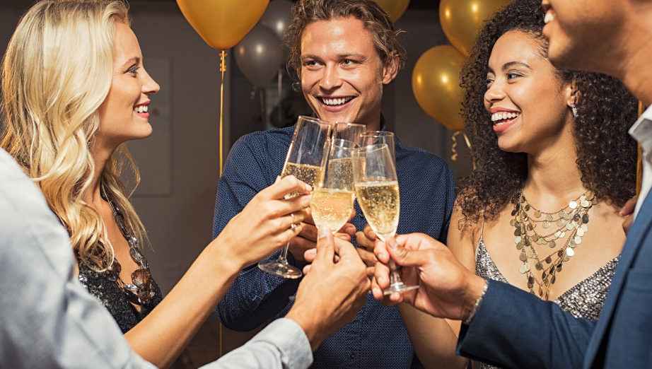 Top 5 Best New Years Eve Celebrations in Houston | Green ...