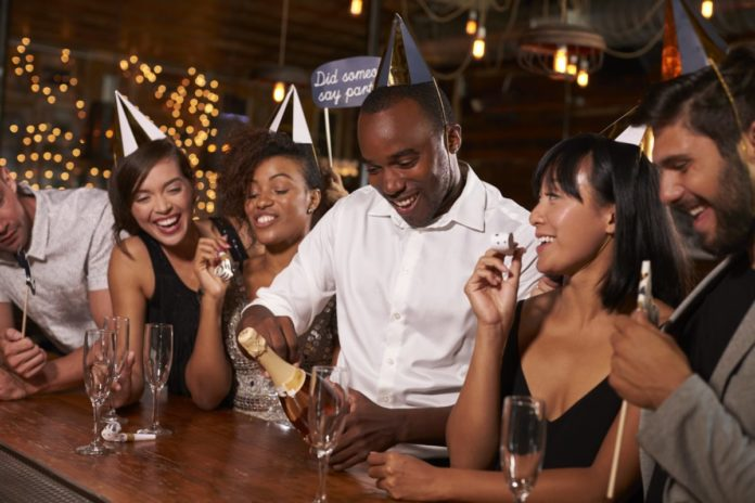 Coupon, discount price for Kansas City New Year's Eve Bar Crawl
