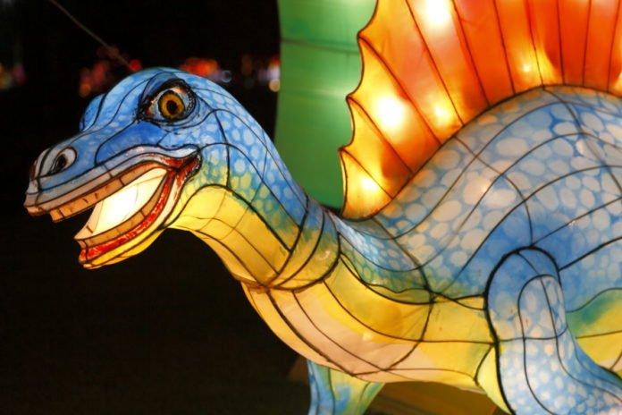 Coupon code for LumiNight Lantern Festival in Pleasanton, California
