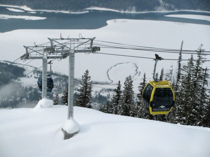 Find out what the best accommodations are for skiing at Revelstoke ski resort in British Columbia
