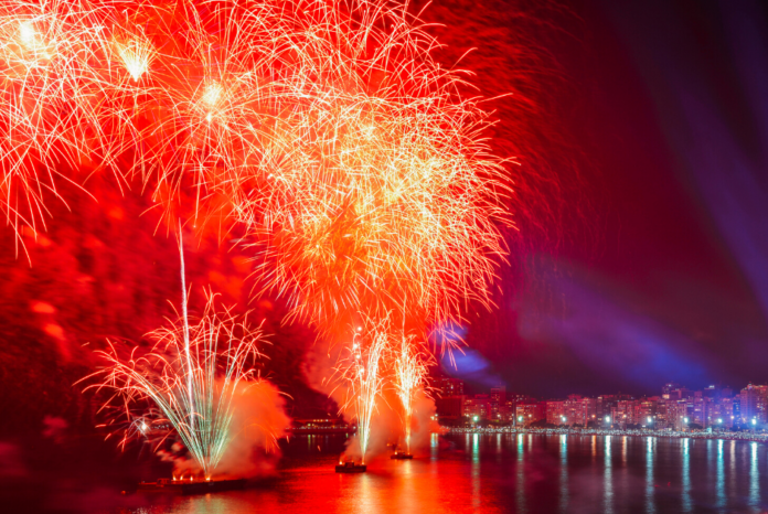 Ring in 2020 with a Rio de Janeiro New Year's Eve Boat Party