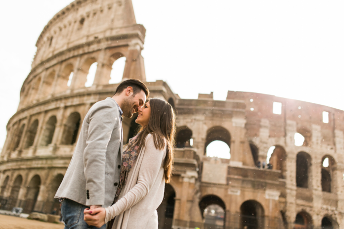 Find out what the most romantic hotels in Rome, Italy & how to book them for a great rate