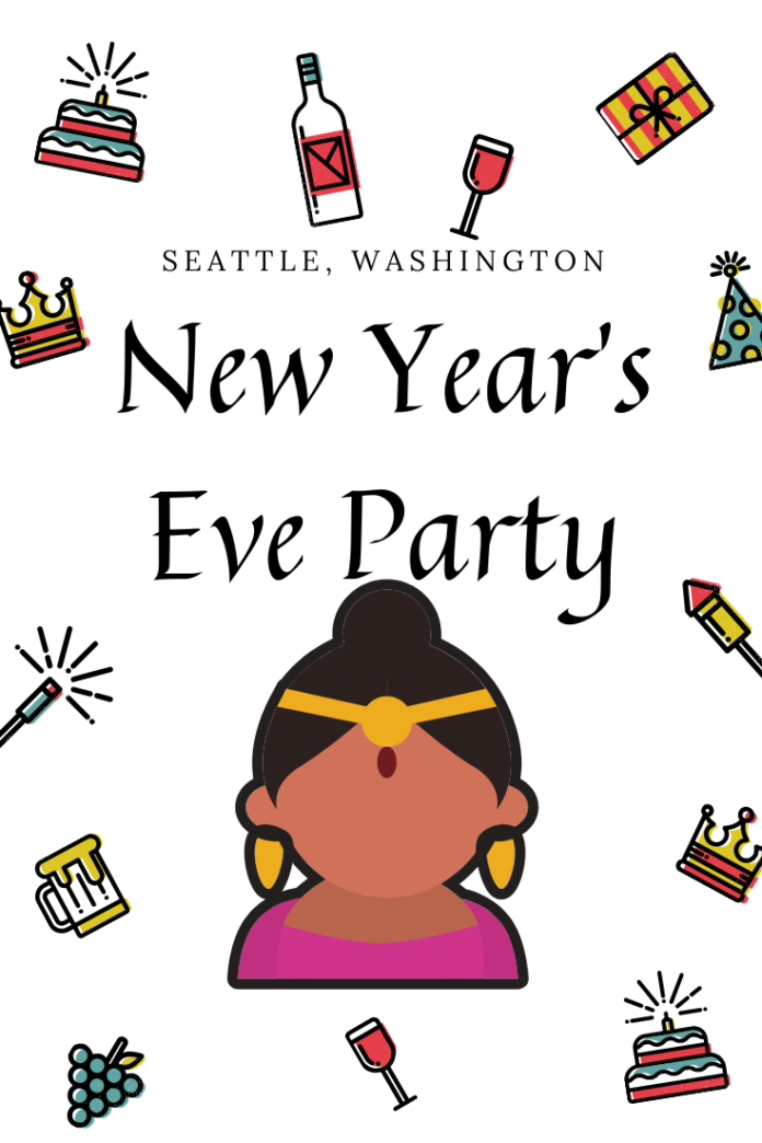 Bollywood themed New Year's Eve Party in Seattle, Washington coupon