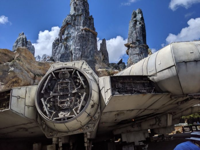 How to win a free trip to Walt Disney World in Orlando, Florida to visit Star War's Galaxy's Edge
