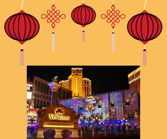 How to celebrate the Chinese New Year at Venetian & Palazzo in Las Vegas