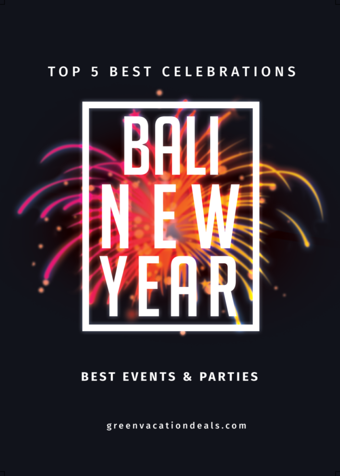 Find out what the best New Year's Eve parties & dinners are in Bali, Indonesia