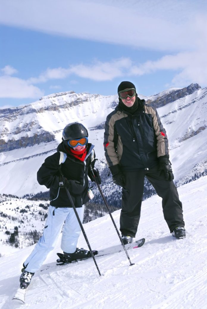 Find out what the best hotels are for a ski holiday in Banff, Albera & how to afford them