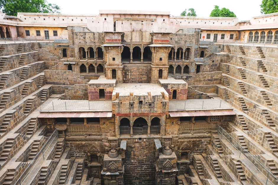Why we include Chand Baori on our list of the India travel bucket list