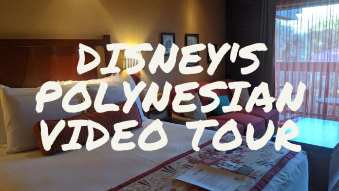 Take a virtual tour of Disney's Polynesian Village Resort at Disney World in Orlando, Florida