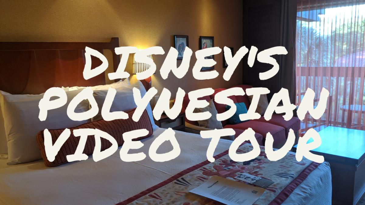Incredible Polynesian Village Resort Disney World Video Tour Green Short Links Chair Design For Home Short Linksinfo
