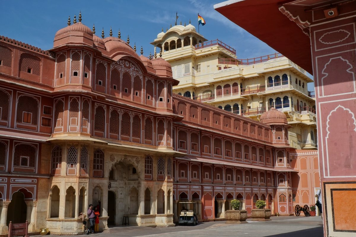 Visiting Jaipur City Palace is on our list of an Indian travel bucket list