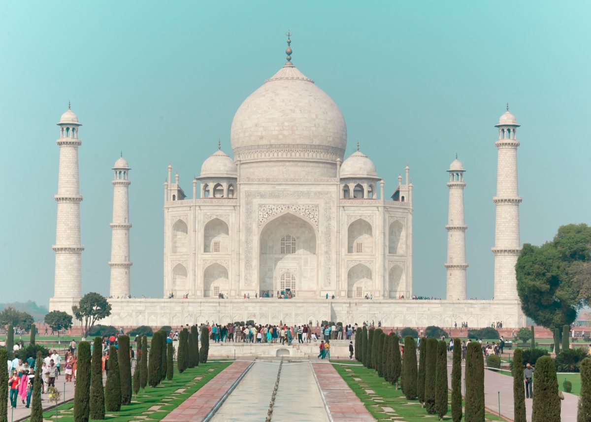 Visiting the Taj Mahal is a must see if you are traveling to India