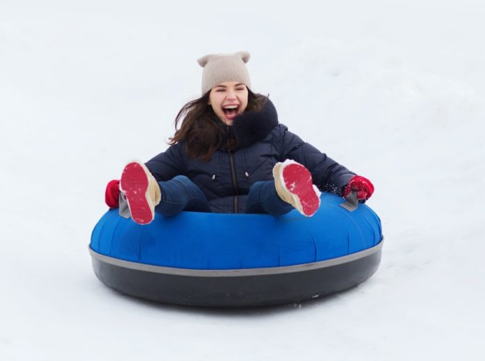 Discount ticket for snowtubing in Meadville, PA