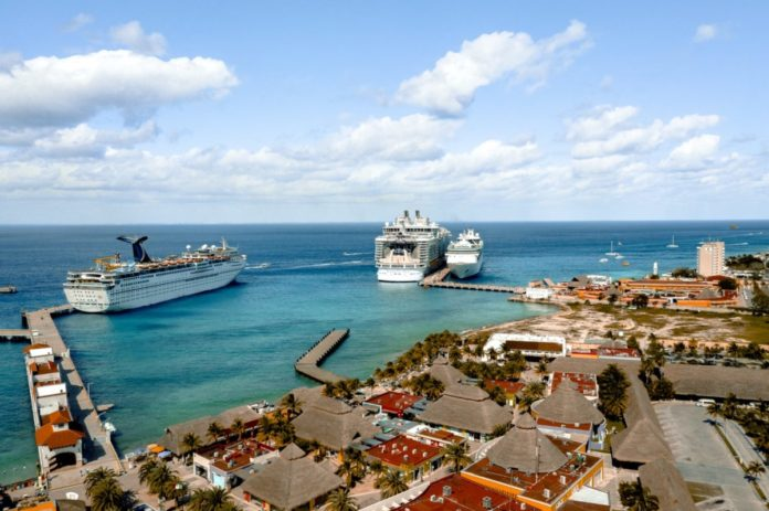 Cheap Caribbean cruise out of Miami see Cozumel, Key West, Nassau, Ocho Rios, etc.