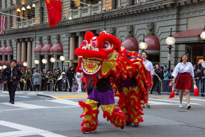 A guide to the Chinese New Year in San Francisco, California
