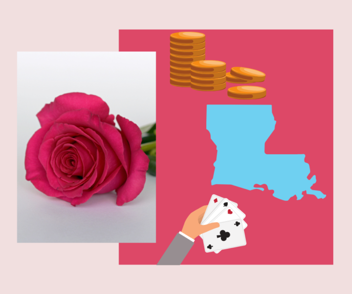 How to book a Valentine's Day Package at Harrah's Casino Resort in New Orleans, Louisiana