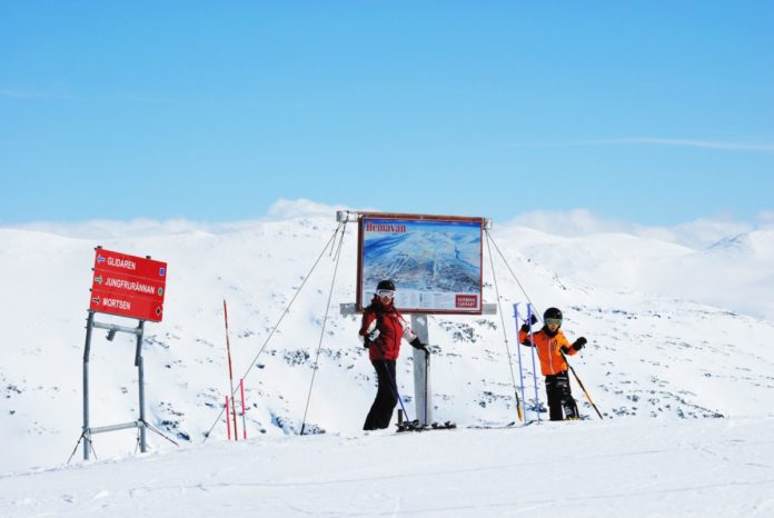 Best hotels for a ski holiday in Hemavan, Sweden