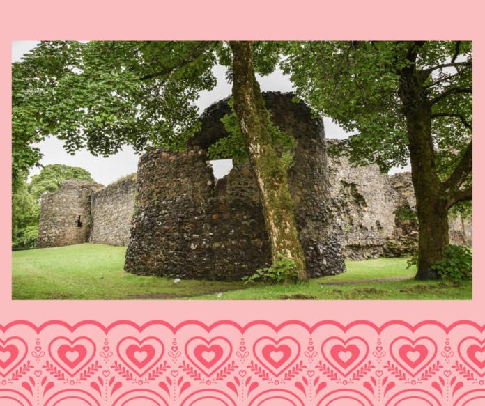 Celebrate Valentine's Day In Inverlochy Castle in Scotland