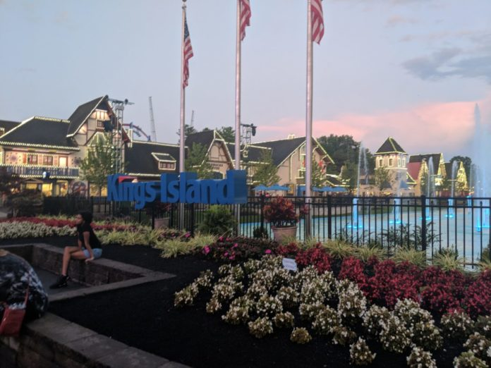 Learn about the new roller coaster coming to Kings Island theme park in Cincinnati, Ohio!