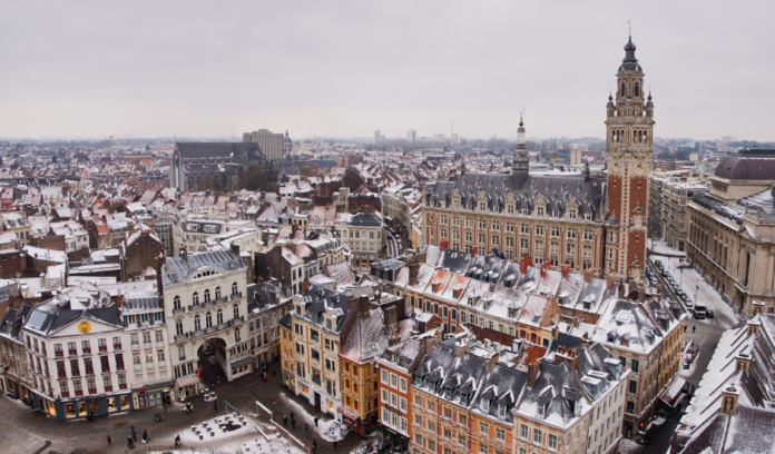 Find out how to book a hotel in Lille, France for under $100/night