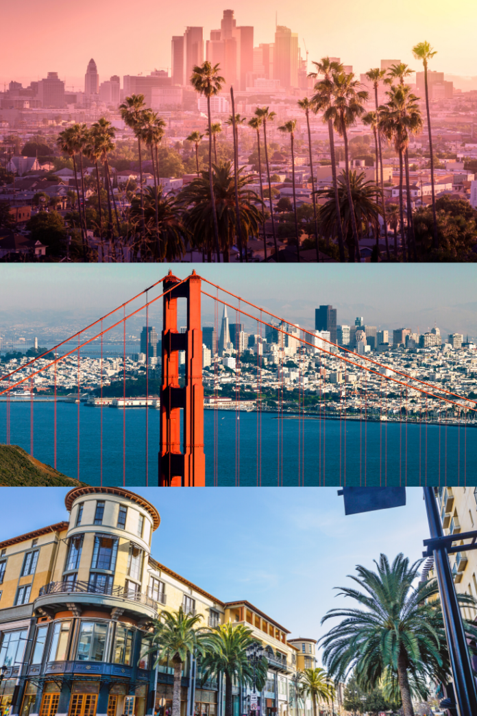 Up to 68% off California hotels in San Francisco, San Jose & Los Angeles